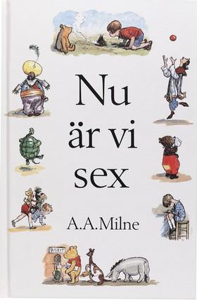 Nu är vi sex av A.A. Milne