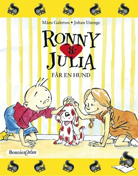 Ronny & Julia får en hund