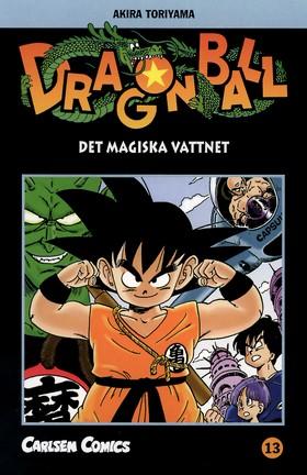 Dragon Ball 13: Det magiska vattnet