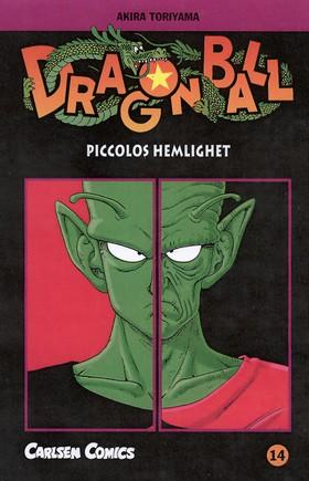 Dragon Ball 14: Piccolos hemlighet
