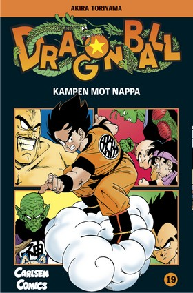 Dragon Ball 19: Kampen mot Nappa