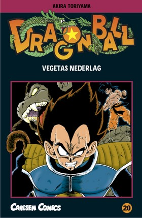 Dragon Ball 20: Vegetas nederlag