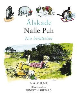 Älskade Nalle Puh av A.A. Milne
