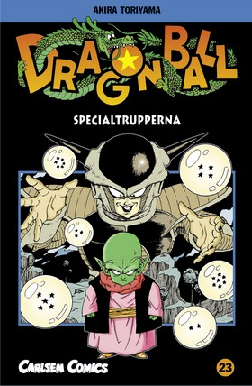 Dragon Ball 23: Specialtrupperna
