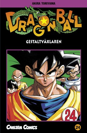 Dragon Ball 24: Gestaltväxlaren