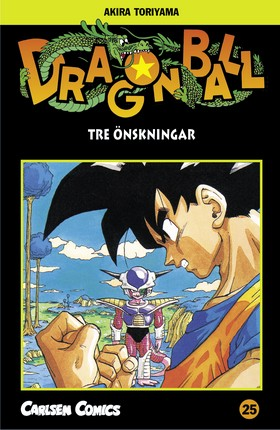 Dragon Ball 25: Tre önskningar