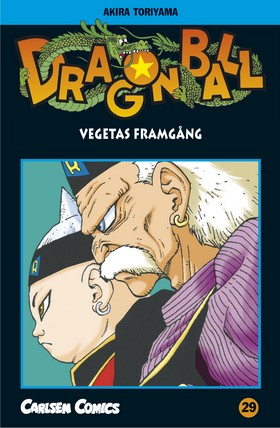 Dragon Ball 29: Vegetas framgång