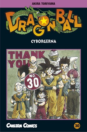 Dragon Ball 30: Cyborgerna