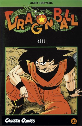 Dragon Ball 31: Cell