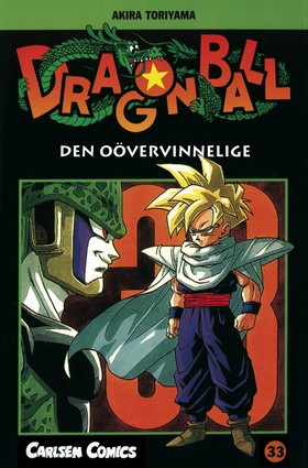 Dragon Ball 33: Den oövervinnerlige