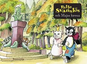 Pelle Svanslös och Majas krona av Gösta Knutsson