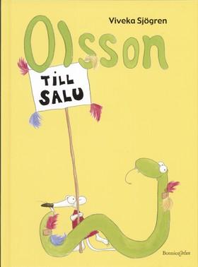 Olsson till salu av Viveka Sjögren