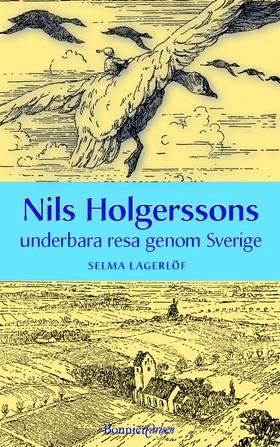 Nils Holgerssons underbara resa av Selma Lagerlöf