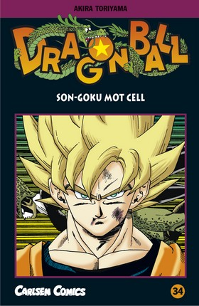 Dragon Ball 34: Son-Goku mot Cell