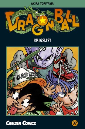 Dragon Ball 37: Krigslist