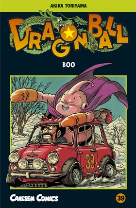 Dragon Ball 39: Boo