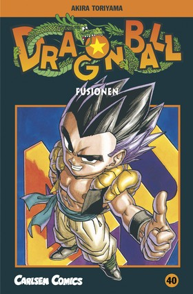 Dragon Ball 40: Fusionen