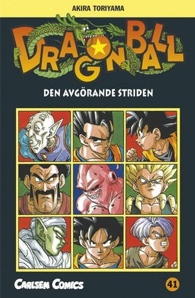 Dragon Ball 41: Den avgörande striden