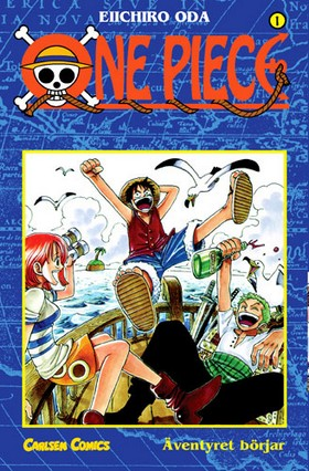 One Piece 01 : Äventyret börjar av Eiichiro Oda