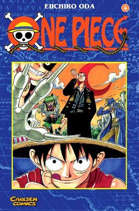 One Piece 04 : Ulv i fårakläder av Eiichiro Oda