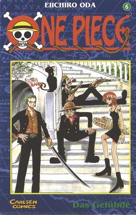 One Piece 06 : Löftet av Eiichiro Oda