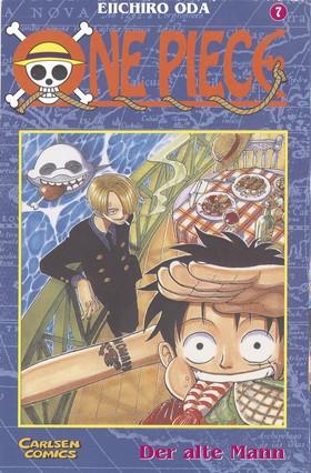 One Piece 7: Den gamle