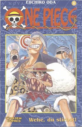 One Piece 08 : Nu ska du dö! av Eiichiro Oda