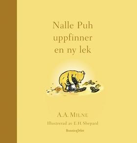 Nalle Puh uppfinner en ny lek av A.A. Milne