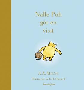 Nalle Puh gör en visit av A.A. Milne