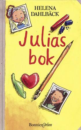 Julias bok av Helena Dahlbäck