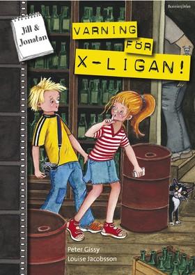 Varning för X-ligan av Peter Gissy