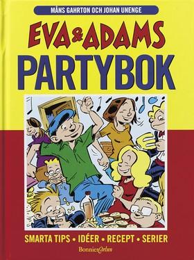 Eva & Adams partybok av Måns Gahrton