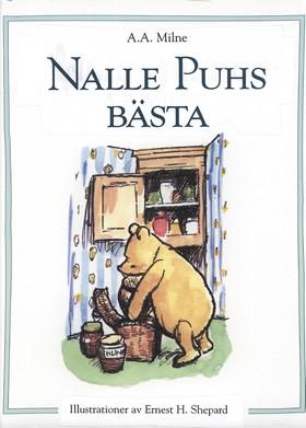 Nalle Puhs bästa av A.A. Milne