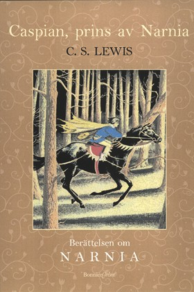 Narnia 4: Caspian, prins av Narnia av C.S. Lewis