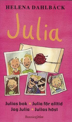 Julia (samlingsvolym) av Helena Dahlbäck