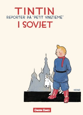 Tintin 1: Tintin i Sovjet