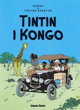 Tintin 2: Tintin i Kongo
