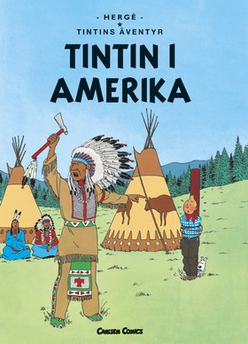 Tintin 3: Tintin i Amerika