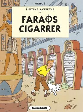 Tintin 4: Faraos cigarrer