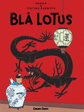 Tintin 5: Blå Lotus