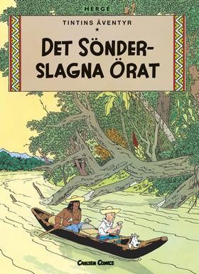 Tintin 6: Det sönderslagna örat