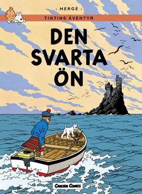 Tintin 7: Den svarta ön