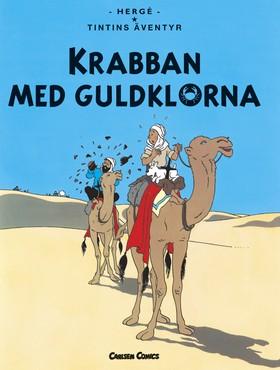 Tintin 9: Krabban med guldklorna