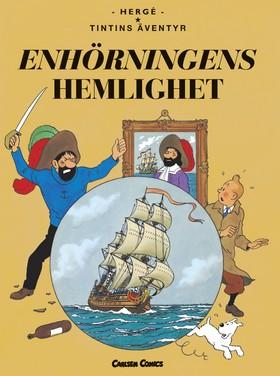 Tintin 11: Enhörningens hemlighet