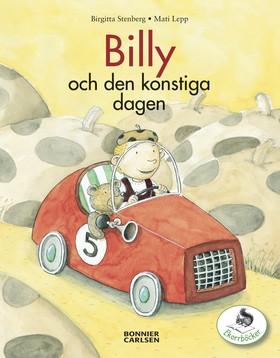 Billy och den konstiga dagen av Birgitta Stenberg