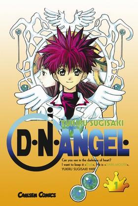 DNAngel. Bok 01 av Yukiru Sugisaki