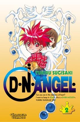 DNAngel. Bok 02 av Yukiru Sugisaki