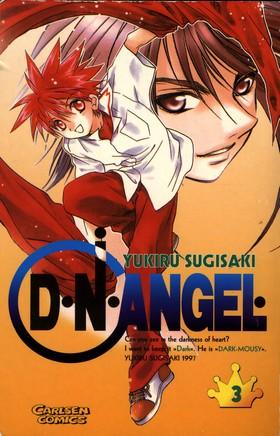 DNAngel. Bok 03 av Yukiru Sugisaki