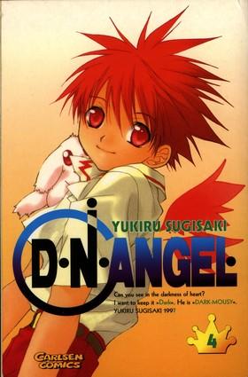 DNAngel. Bok 04 av Yukiru Sugisaki