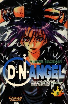 DNAngel. Bok 05 av Yukiru Sugisaki